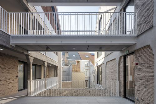 COOST Housing / Declerck-Daels Architecten