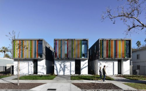 Oak Park Housing / Johnsen Schmaling Architects