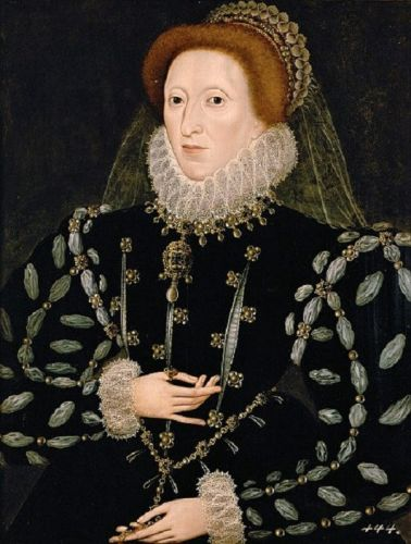 Queen Elizabeth I - New Year's Gifts 1578-1579