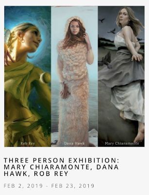 Three-Person Exhibition