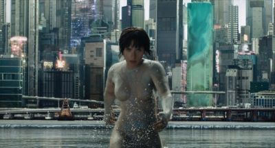 "Examining the Constructed World of the Blockbuster Movie ""Ghost in the Shell"""