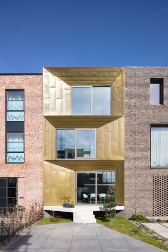 Brass House Amsterdam / MOPET architecten