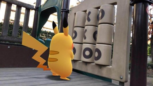 Pokémon GO Adds an AR Camera for Posing Pokémon in the Real World