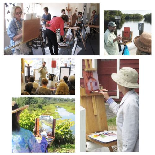 Summer and Fall Workshops 2018