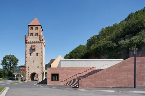 Mainzer Tor Museum Depot, City Archive and Youth Center / Bez+Kock Architekten