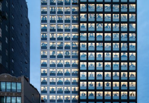 CitizenM Bowery / Concrete + Stephen B. Jacobs Group