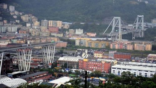 Renzo Piano Donates New Genoa Bridge Designs following Disaster