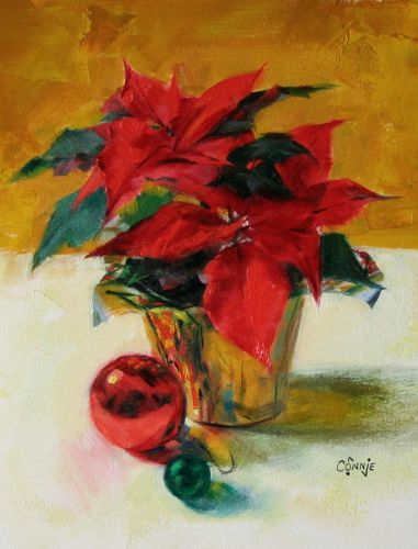 Poinsettia Study is ready to go