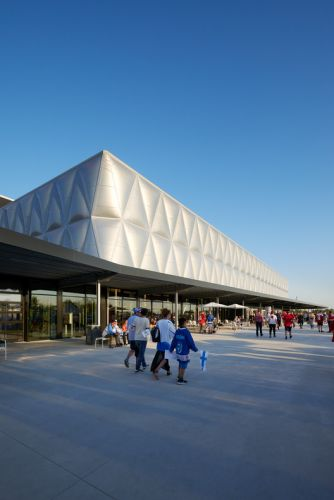MCH Messecenter Herning / Cubo Arkitekter