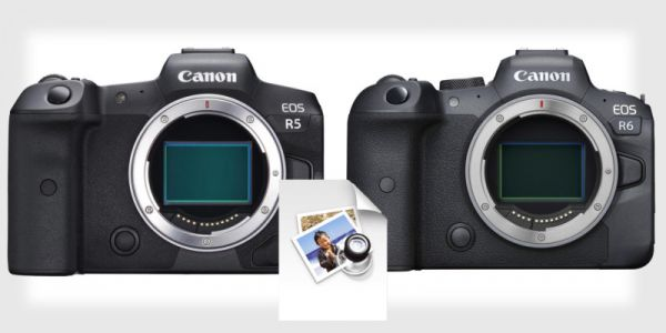 Canon R5 and R6: Comparing the File Formats