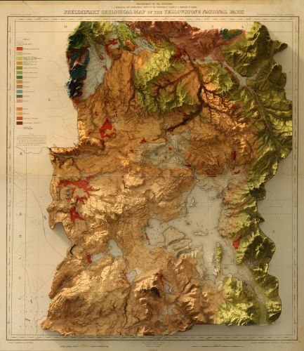 Contemporary Cartographic Explorations Fuse with Historic Maps in Digital Works by Scott Reinhard