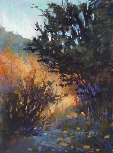 How to Create Drama in a Pastel Painting
