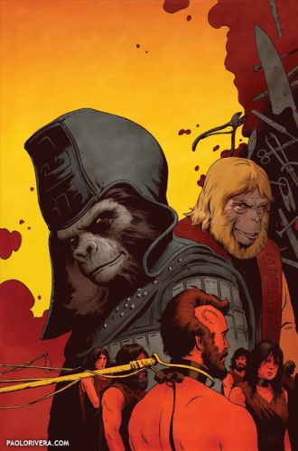 Planet of the Apes: Ursus 3 Cover
