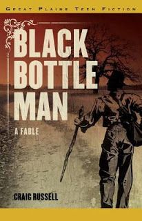 Black Bottle Man by Craig Russell