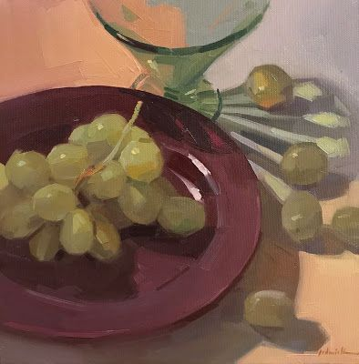 Grape Time - And A Private Workshop!