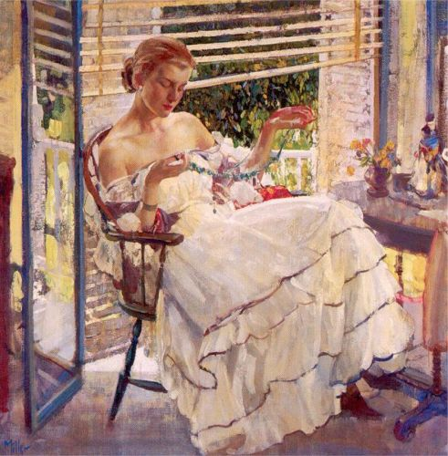 Did Raymond Perry Rodgers Neilson Copy Richard E. Miller?
