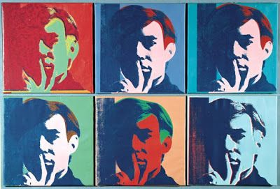 Andy Warhol. Born August 6th - the Prince of Pop