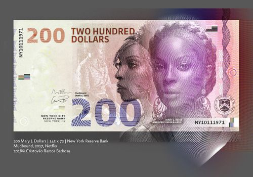 Cris BarbosaSome nations put great artists on their money