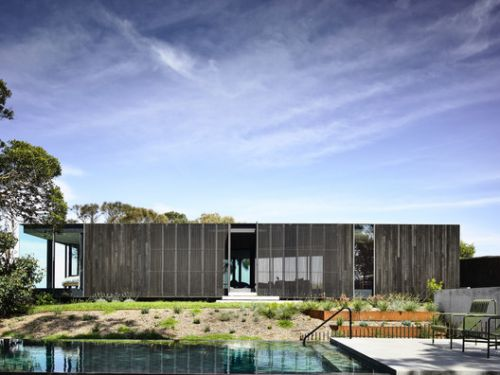 Bluff House / Rob Kennon Architects