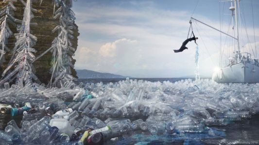 These Photos Show How Much Plastic Enters the Ocean Every 60 Seconds