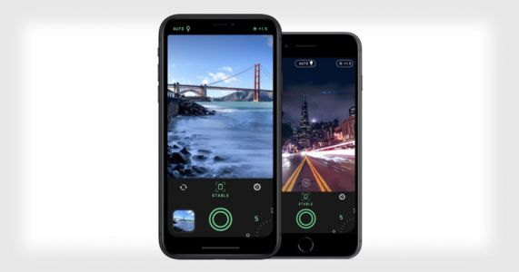 Spectre is an AI Long Exposure Camera for iPhone by the Makers of Halide