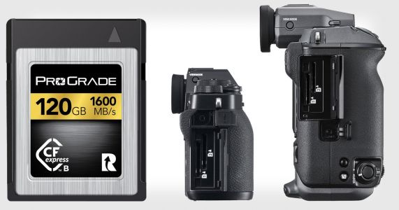 Did ProGrade Digital Just Leak Fuji's Plans for a Camera with CFExpress?