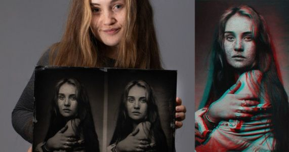 These 3D Photos Were Shot on Large Format Wet Plates