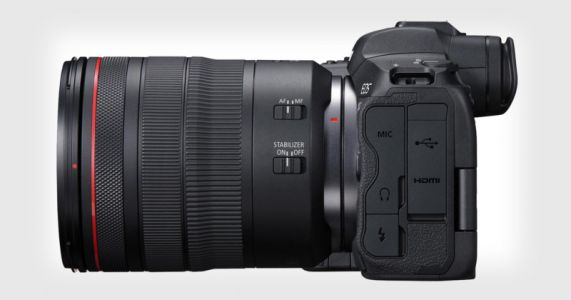 Canon EOS R5 Firmware Update and RF 70-200mm f/4 Lens Coming Soon