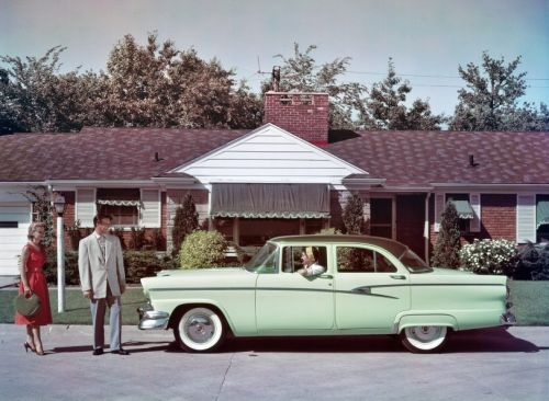 Ford Customline: 1956