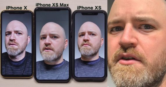 'Beautygate': iPhone XS is Smoothing Skin in Selfies, Owners Complain