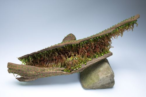 Lustrous Glass Sculptures by Julie Gonce Mirror the Beauty of Natural Forms
