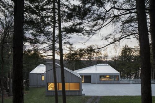 Memphremagog House / NatureHumaine
