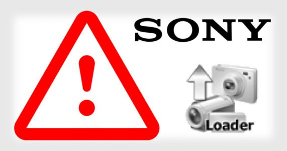 Sony's Camera Firmware Updater is a Major Security Risk, Expert Warns