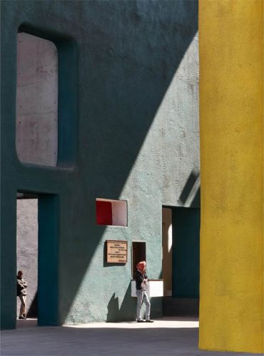 Architectural Photographer Edmund Sumner Takes Part in the Artist Support Pledge Initiative with Chandigarh Images