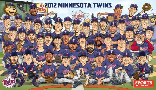 Illustration Throwback Thursday: Twins Poster!