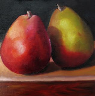 D'Anjou Pears - SOLD