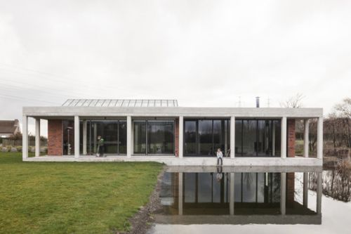 House Machelen / Compagnie O Architects