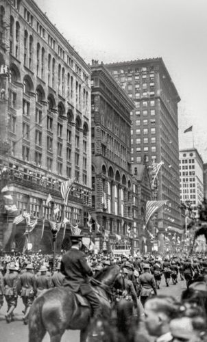 Return Parade: 1919
