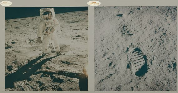 Original NASA 'Red Number' Prints Up for Auction, Expected to Fetch Thousands per Photo