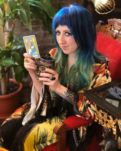 Color Psychic Sarah Potter Celebrates The Power of Color at Radiant Spectrum March 23