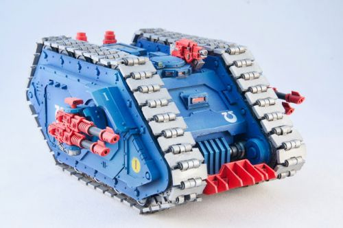 Showcase: Retro 2nd Edition Ultramarines by Rich 2