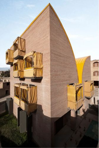 Habitat for Orphan Girls / ZAV Architects