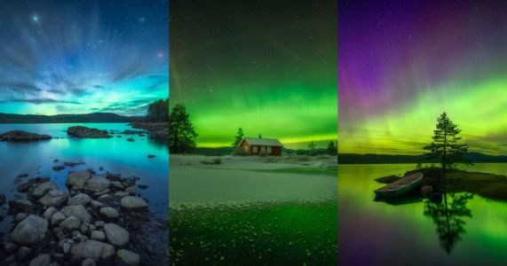 My Journey in Photographing the Northern Lights