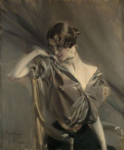 In the beginning: Giovanni Boldini