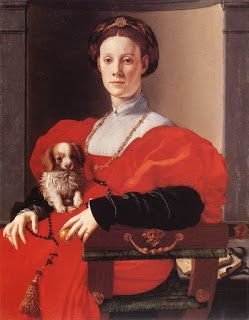 Pontormo. Italian Mannerist Painter, Born on May 24, 1494