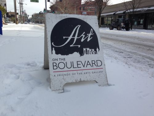 First Friday canceled due to snow