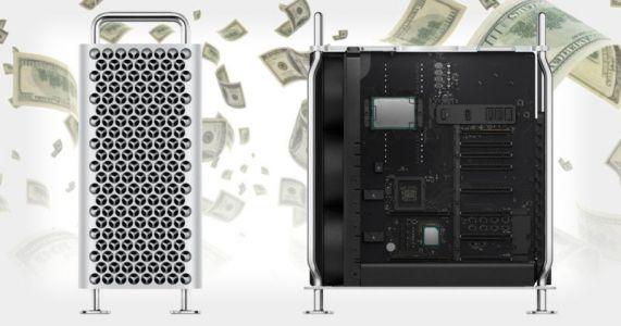 A Fully Loaded Apple Mac Pro Will Cost You $52,600