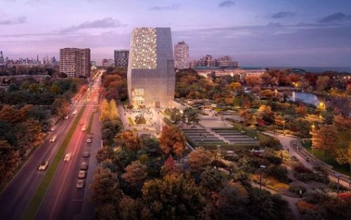 Obama Presidential Center Design Moves Forward as Federal Judge Rejects Lawsuit