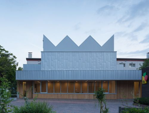 Makomanai Church, United Church of Christ in Japan / Atelier BNK