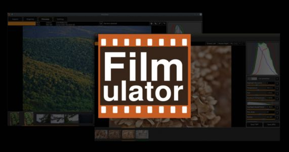 Filmulator is an Open-Source RAW Editor Based on Film Development